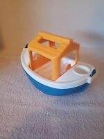 Vintage Tupperware Collectable Noah's Ark Boat Only Tuppertoys  #1875