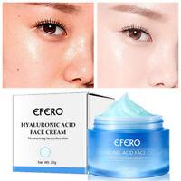 Hyaluronic Acid Gel Cream Anti-Aging Face Eye Wrinkle Serum Skin Moisturizer;