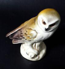 Porzellanfigur Kauz Goebel Tierfigur Vogel Sammler vintage Eule orginal
