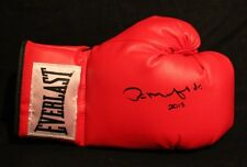 PETER MANFREDO JR MIDDLEWEIGHT CHAMP SIGNED AUTOGRAPHED EVERLAST BOXING GLOVE