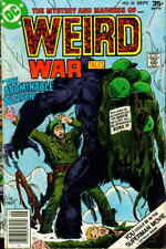 Weird War Tales #55 VF/NM; DC | save on shipping - details inside