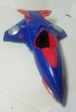 Hypersonic Spider Jet plane Spider-Man 2008 Hasbro Marvel 14-inch Avengers movie