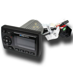 Soundstream Marine Grade Multimedia Source Head Unit with Bluetooth V2.1 MHU-32