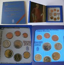 MONETE REPUBBLICA ITALIANA SERIE DIVISIONALE 2002  FDC