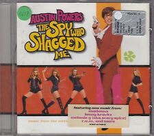 AUSTIN POWERS the spy who shagged me - o.s.t. CD