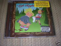 Left Rights - S/T CD sealed Mindless Self Indulgence RARE NEW OOP