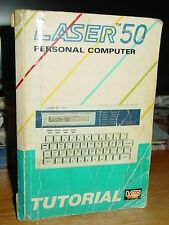 Laser 50 Personal Computer Tutorial, Gregg A. Westrick, Video Technology 1984