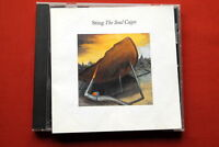 STING SOUL CAGES RARE YUGOSLAVIAN EDITION CD RTB LABEL 1991 THE POLICE