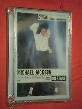 DVD MUSICALE DA COLLEZIONE -SIGILLATO- MICHAEL JACKSON- live in bucharest