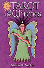 The Tarot of the Witches by Stuart R. Kaplan (Paperback, 1986)