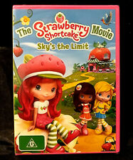The Strawberry Shortcake Movie - Sky's The Limit - DVD - Region 4 - New