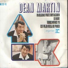 DEAN MARTIN EP Spain 1966 Somewhere there's a someone +3