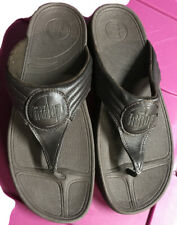 fit flop: Brown Learher Size 11: New