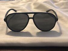 Gucci Men 60mm Aviator Sunglasses