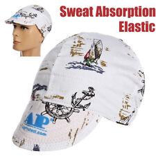 Sweat Absorption Elastic Welding Hat Cap Reversible Welder Flame Resistant Scarf