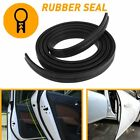 Upright Shape Rubber Seal Weather Strip Fit For Window Lock Trunk Hood Car Parts