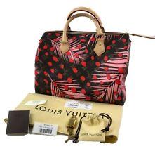Louis Vuitton Speedy Jungle Tropical 30 Monogram Perfetta Completa **Sold Out**