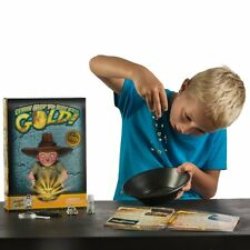 Learn How To Pan For Gold! Discover with Dr. Cool Educational Toy Mining Kids