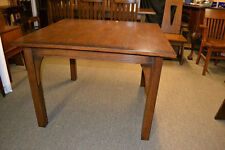 Mission Oak Dining Table/ Kitchen Table/ Oak Kitchen table/ Conference table