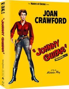 Johnny Guitar Limited Edition (Joan Crawford Sterling Hayden) Region B Blu-ray
