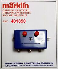 MARKLIN 40185 - 401850 PULSANTIERA PIATTAFORMA - UMSCHALTER