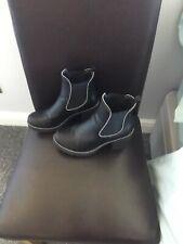 Black Stud Embellished Chelsea Boots BNIB Size 4