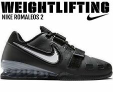 huge discount 7253d 0da8e Nike Men s Romaleos 2 Weightlifting Training Shoes Sneakers Trainers Size 18