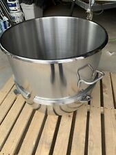 New Stainless Steel 140 Qt Mixing Bowl Fits Hobart Mixers V1401