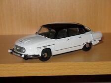 IXO IST 1:43 TATRA 603-1 (1958) Old Czech Car ( UNIQUE Rare model ) NEW