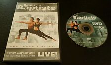 Baron Baptiste Core Power: Vinyasa Yoga for Beginnings and All Levels (DVD) Live