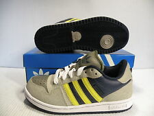 ADIDAS COMPTOWN ST LOW SKATE SNEAKER MEN SHOES SASAME/BLUE 662333 SIZE 5.5 NEW