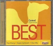 Camel Supertwister (Best) Zounds CD