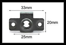 2x Dzus Backing Clip Rivet Receptacle D8-336-400-121 Motorcycle Fairing Fastener