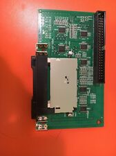 Tascam DM3200/DM4800 CF Card Board