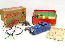Schuco Tôle à clé - Telesteering 3000 Bleue