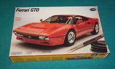 Ferrari 288 GTO Italeri Testors 1/24 Complete & Unstarted.