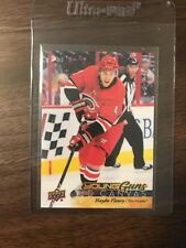 2017-18 17-18 Upper Deck UD Series 1 Young Guns YG Canvas #C97 Haydn Fleury