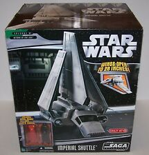 Star Wars Saga Imperial Shuttle Darth Vader Royal Guard Warrior Set