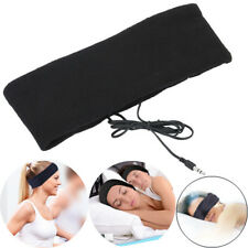 Soft Sleep Sports Headphone Running Mask Headband Sleep Phones For Phone Music