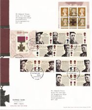 More details for first day cover gb 2006 victoria cross [tallents house] typed address