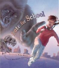 Late for School-ExLibrary