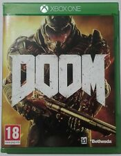 Doom. Xbox One. Fisico.