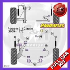 Porsche 911 Classic (1969 - 1973)  Powerflex Complete Bush Kit