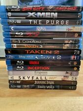 Blu-ray Lot, You Pick! $3.50 Each! Combined Shipping Available