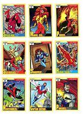 1991 Impel Marvel Universe Series # 2 Single Cards U-Pick  $1.95 each, NM/M