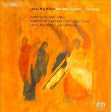 JAMES MACMILLAN: VISITATIO SEPULCHRI; SUN-DOGS NEW CD