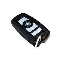 4PCS Remote Flip Key Fob Case Logo Badge Sticker Emblem 11mm for BMW X3 X5 X7 X