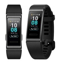 Smartwatch Huawei Band 3 Pro Noir Wifi, GPS pour iOS iPhone & Android NEW