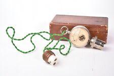 Vintage Ampèremètre . Ampère - Lampe - Mètre. 1920