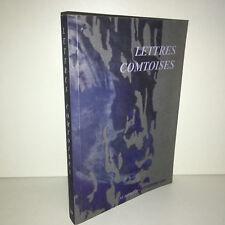 Franche Comté LETTRES COMTOISE N° 10 de 2005 Revue livres auteurs comtois - BB9B